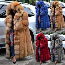 jacketforwomen, Plus Size, fur, Winter