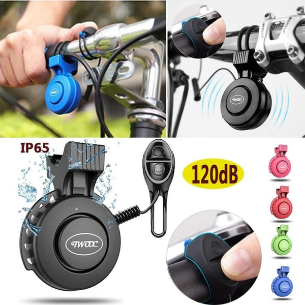 Bell, bikeelectrichorn, Cycling, Electric