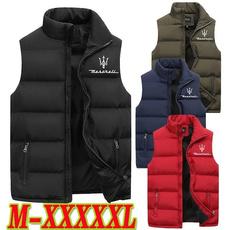 Jacket, Vest, Fashion, soildcolortop
