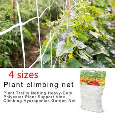 Plants, Garden, Family, climbingnet