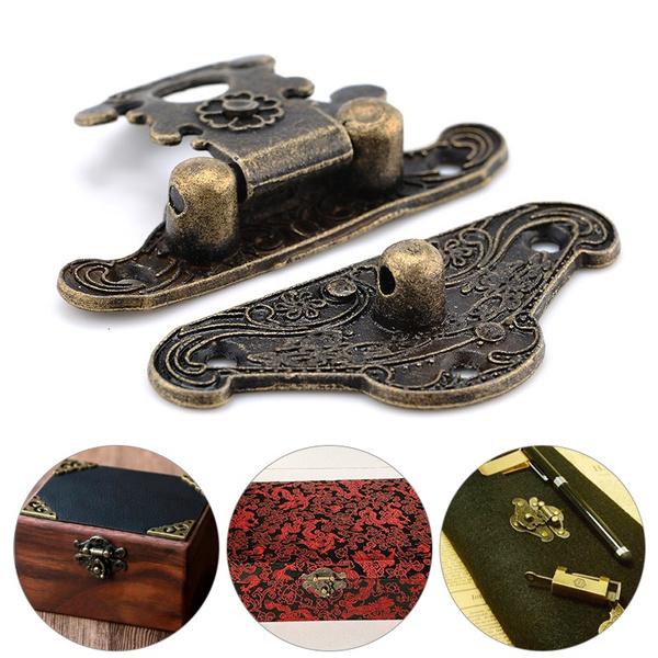 Antique, togglelatch, boxlatchhasp, jewelry box