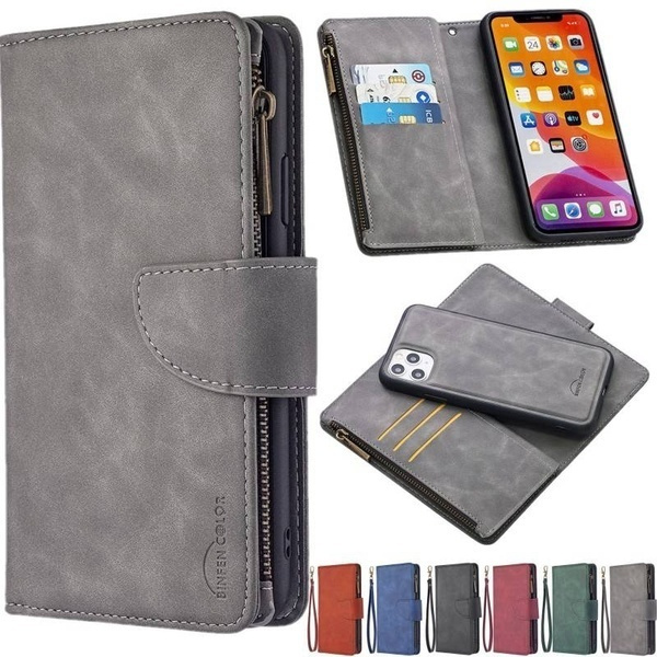 case, iphone11, Wallet, leather