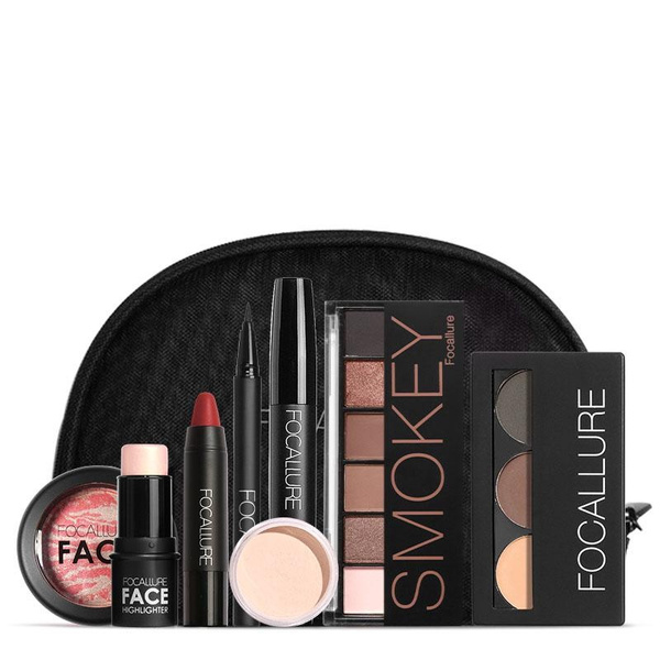 8pcsmakeupcosmetictool, Beauty, makeupsetskit, makeupkitsforwomen