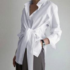 blouse, Plus Size, Shirt, korea