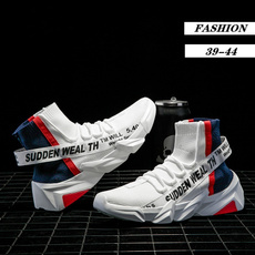 Sneakers, Fashion, Platform Shoes, Socks