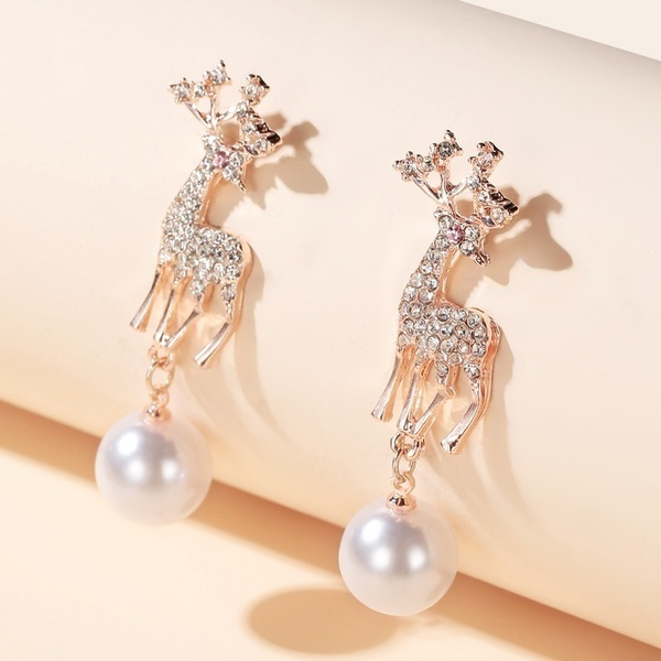 Chic, Dangle Earring, Jewelry, gold