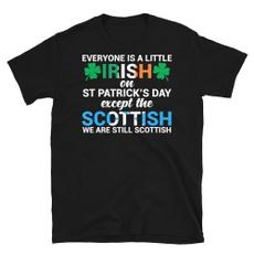 shorttshirt, Irish, Plus Size, Shirt