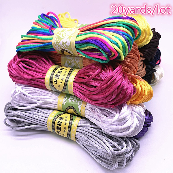 Cord, Nylon, stringthread, Jewelry