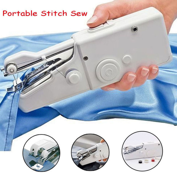 Home & Kitchen, handheldsewingmachine, portable, Home & Living