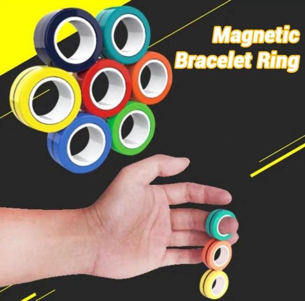 Mini, fidgetspinner, Magic, Jewelry