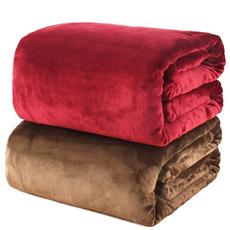Fleece, bedblanket, blanketsforbed, Throw Blanket
