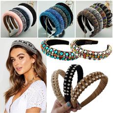 sparklyhairband, Head Bands, Jewelry, Crystal