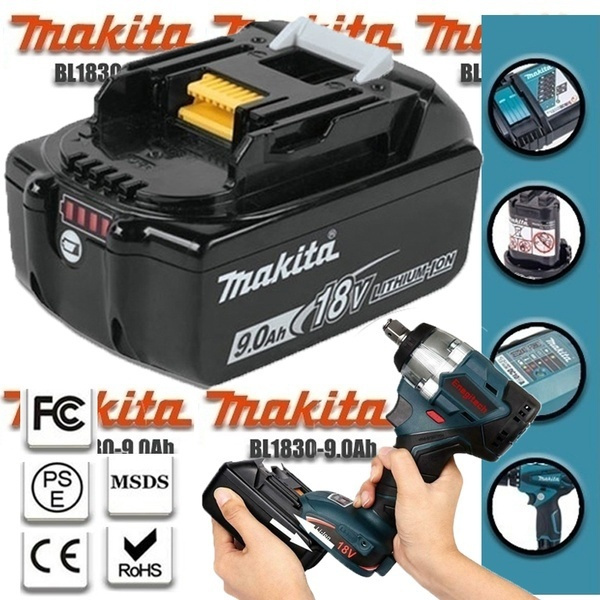 makitabl1860, drilltoolbattery, powertoolbatterie, makitabattery
