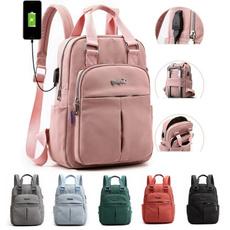 Laptop Backpack, School, Laptop, usb