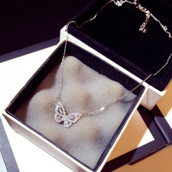 butterfly, Sterling, Fashion Accessory, 925 sterling silver