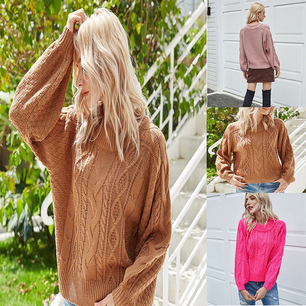 Fashion, Winter, pullover sweater, Long Sleeve