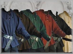 piratecostume, Fashion, Medieval, Long Sleeve