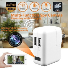 Spy, Mini, charger, monitorcamera