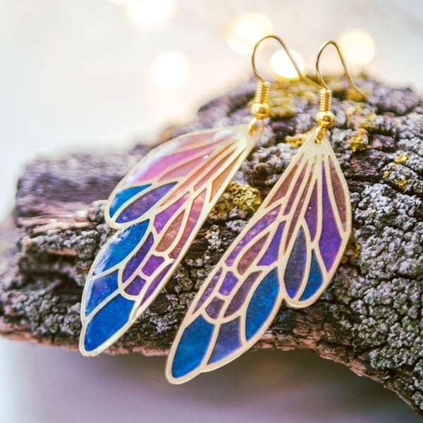 butterfly, Bridal, Jewelry, Gifts