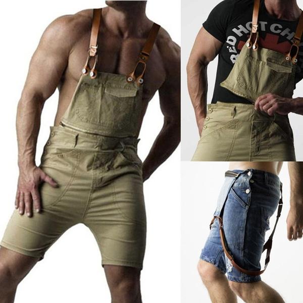 suspenders, bodycon jumpsuits, Shorts, Waist