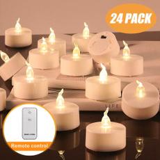 led, Remote Controls, tealightscandle, candlelight