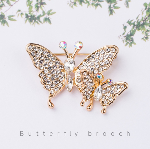 vintagebrooch, Fashion Jewelry, fashionbrooch, butterfly