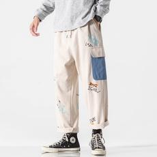 Hip Hop, harem, solarsystem, Casual pants