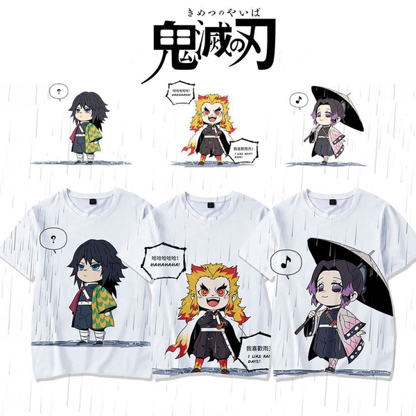 Children, Fashion, Shirt, demonslayershortsleeveshirt