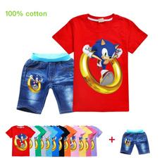 Summer, Shorts, sunmmertshirt, Clothes