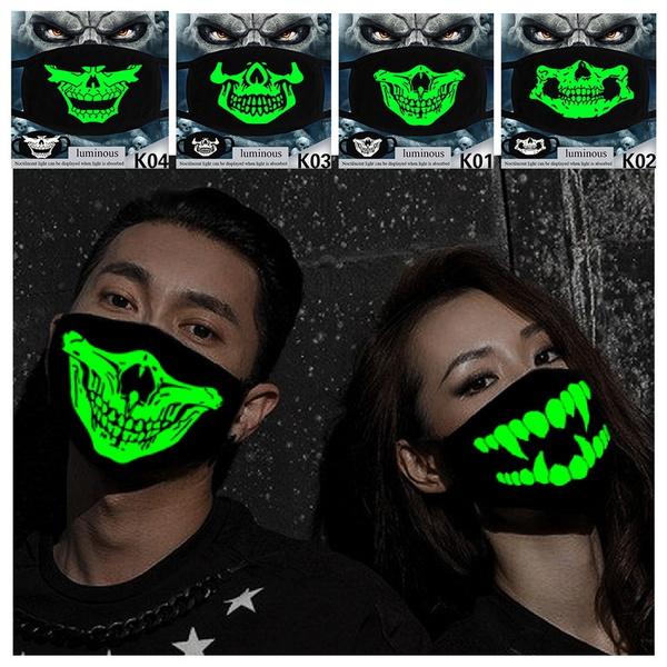 scary, blackmask, mondmasker, skull