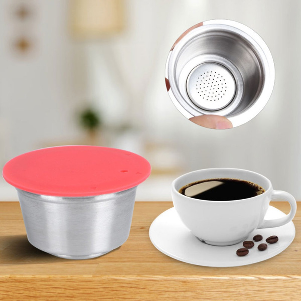 Steel, Coffee, Dolce, Cup