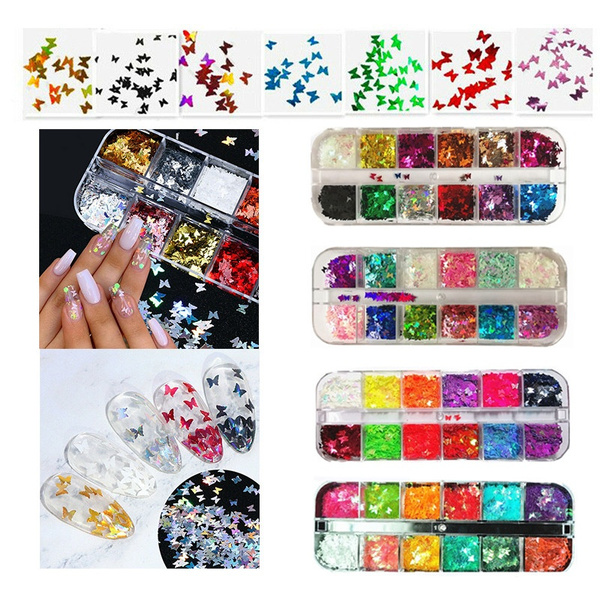 butterfly, Nails, nail decals, Beauty tools
