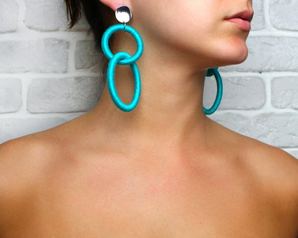 Turquoise, Jewerly, Earring, women earrings