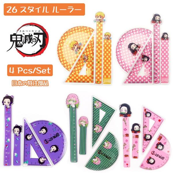 Kawaii, cute, ルーラー, triangleruler