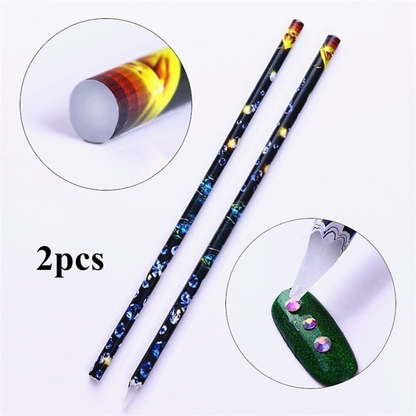 nail decoration, pencil, art, Beauty