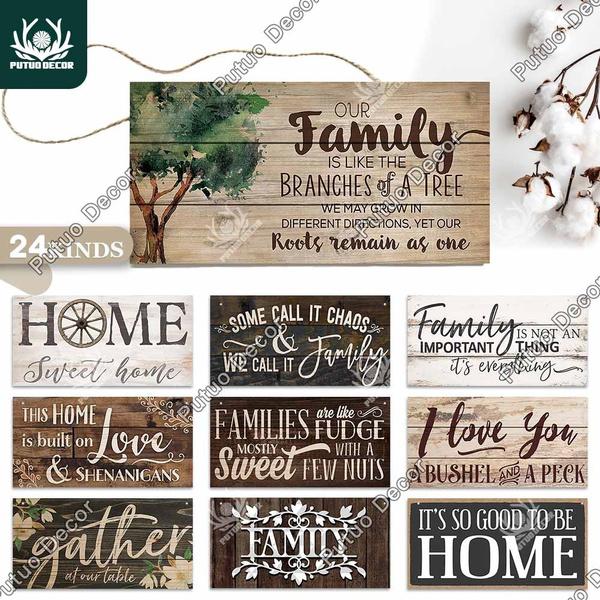 decoration, woodenplaque, hangingplaque, Gifts