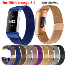 fitbitcharge3bandmilanese, fitbitcharge4strapmilanese, Fashion, fitbitcharge4strap