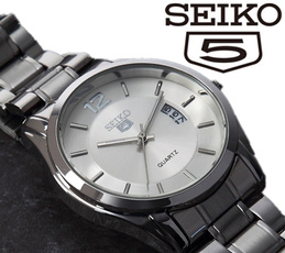 seikowatche, Fashion, Clock, quartz watch