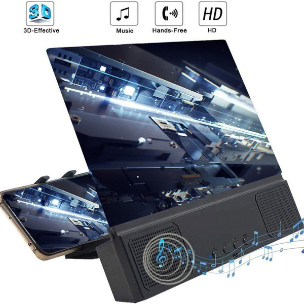 Foldable, screenmagnifier, projector, Mobile