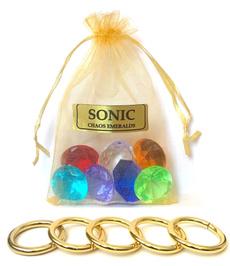 sonic, genesi, powers, chao
