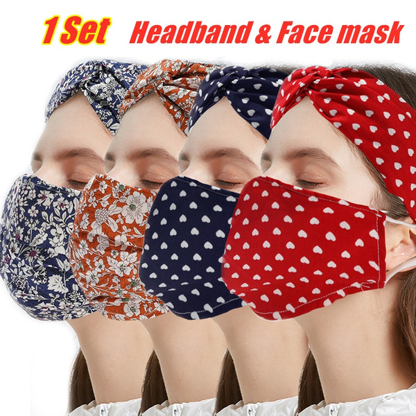 facemaskholder, Yoga, unisex, printedmask