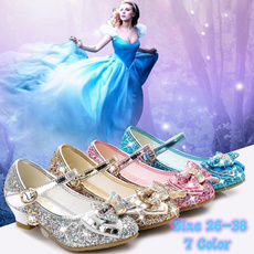 Decorative, Sandals, Princess, Shoes