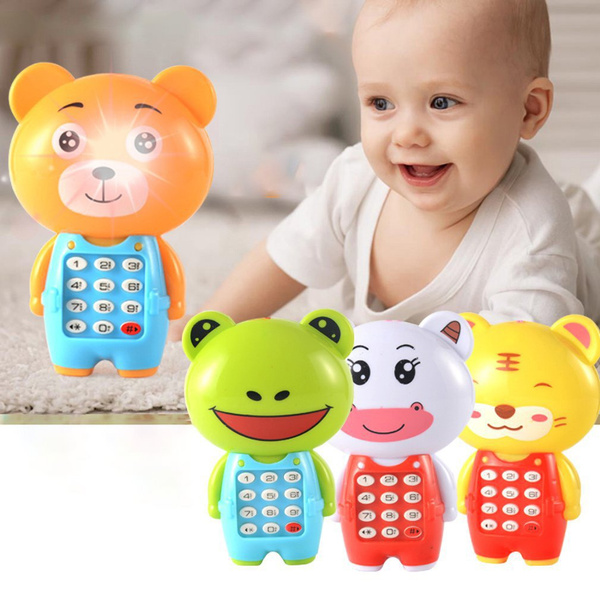 babyeducationallearningtoysmusictoy, cellphone, childrenphone, Toy