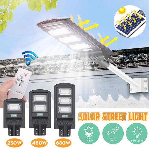securitylight, led, Remote, gardenwalllight