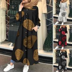 buttondowndres, Fashion, muslimdres, Vintage dress