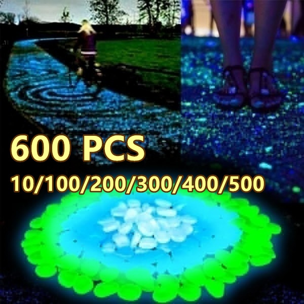 glowpebble, pebblesstone, glowstone, Garden