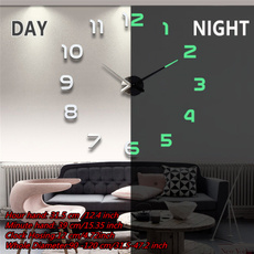 creativeclock, quartz, luminousclock, Clock