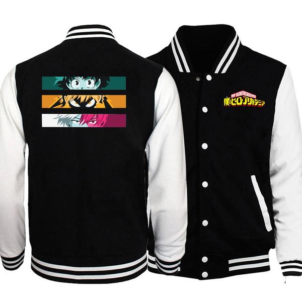 Casual Jackets, myheroacademia, Winter, myheroacademiajacket