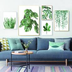wallartcanva, Home & Kitchen, Plants, Wall Art
