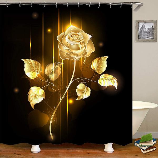 golden, Rose, gold, Waterproof